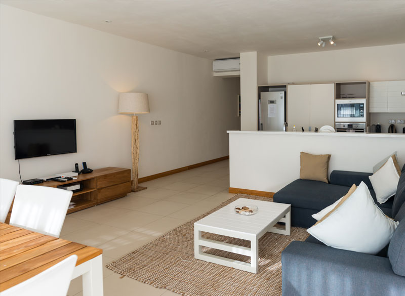VillaSun Beachfront 2 Bedroom Apartment