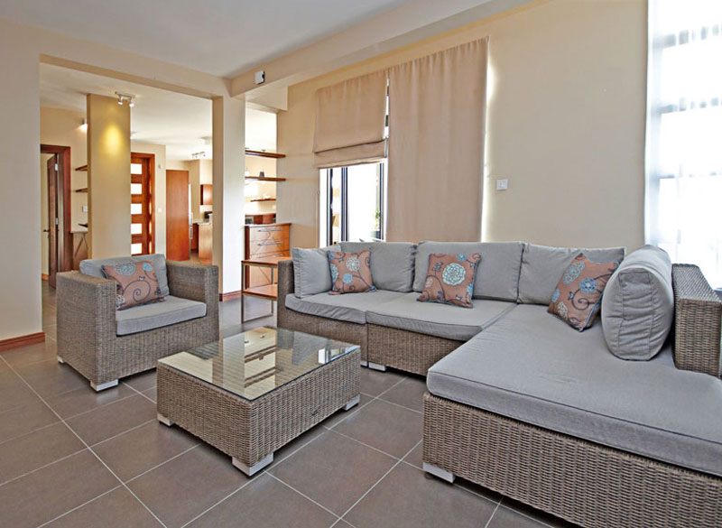 VillaSun Oceanview 4 Bedroom Villa