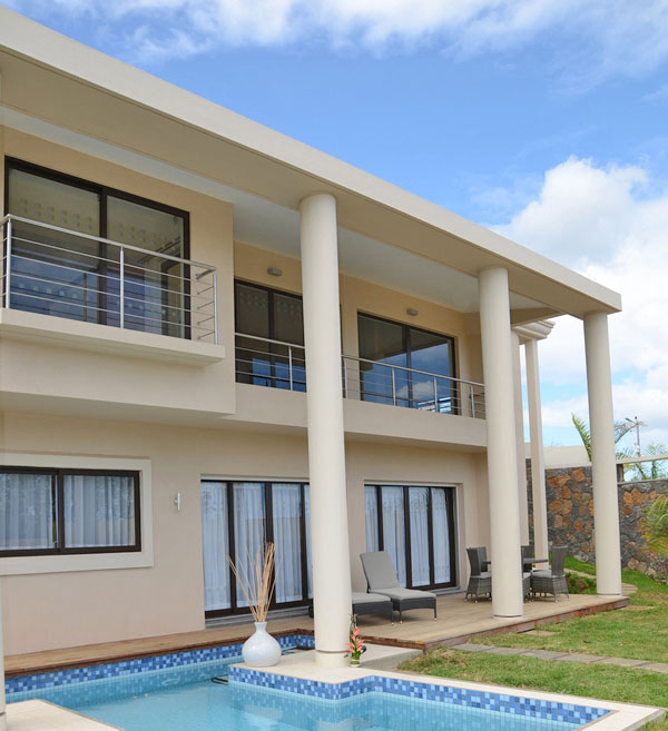 Seaview 4 Bedroom Villa with Private Pool