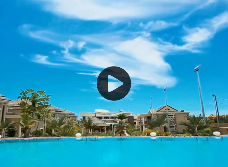 VillaSun Oceanview Holiday Complex Video
