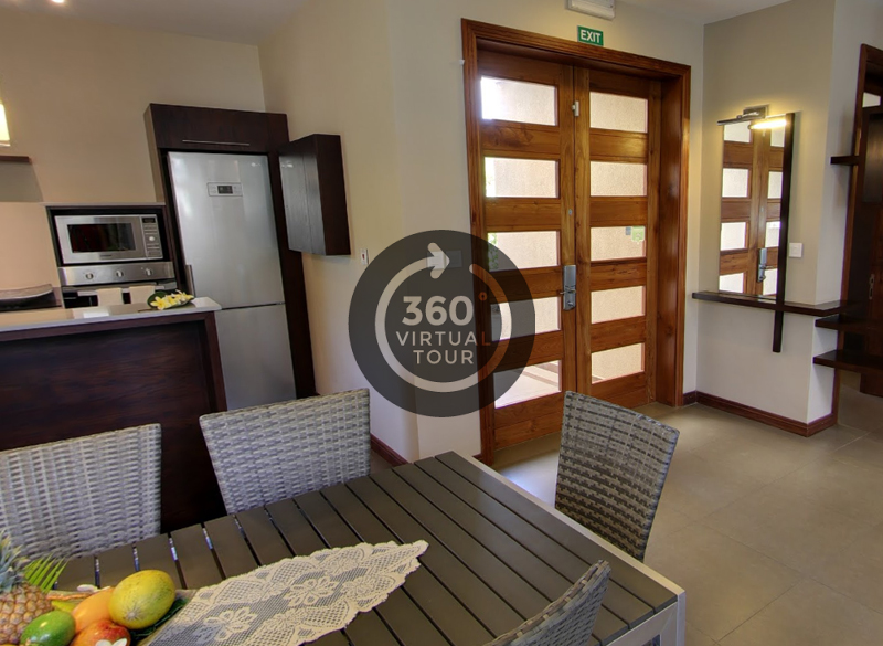 VillaSun Oceanview 3 Bedroom Villa Virtual Tour