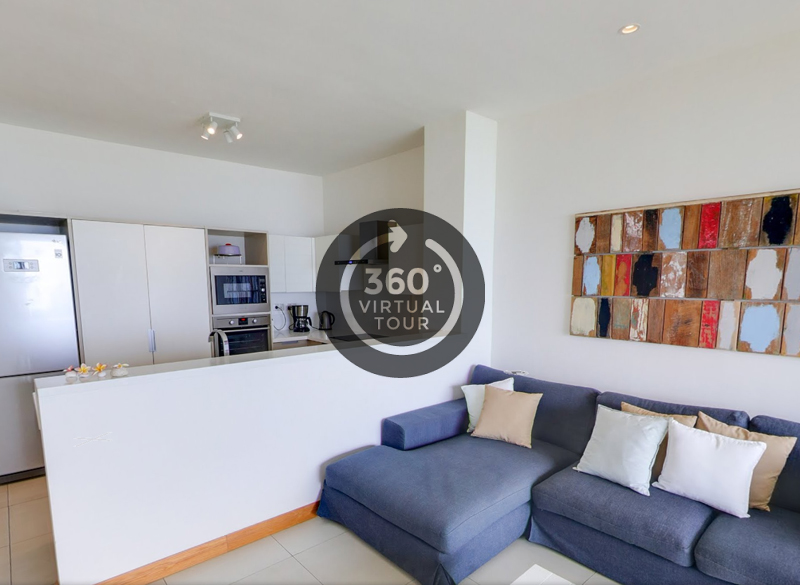 VillaSun Beachfront 2 Bedroom Apartment Virtual Tour